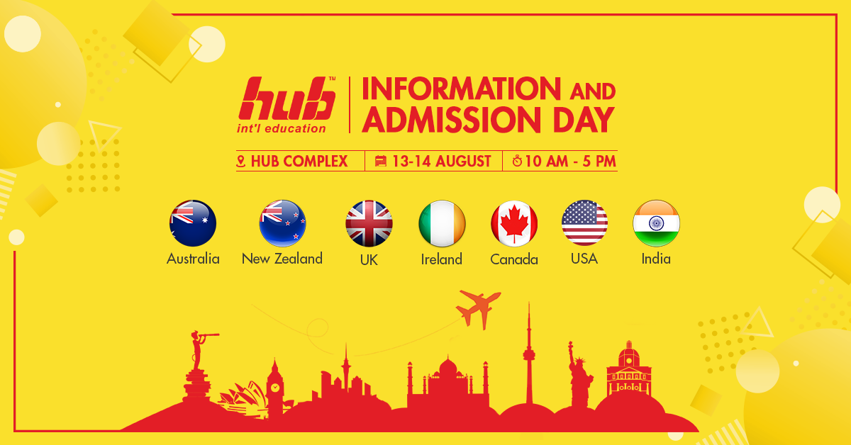 Information & Admission Day