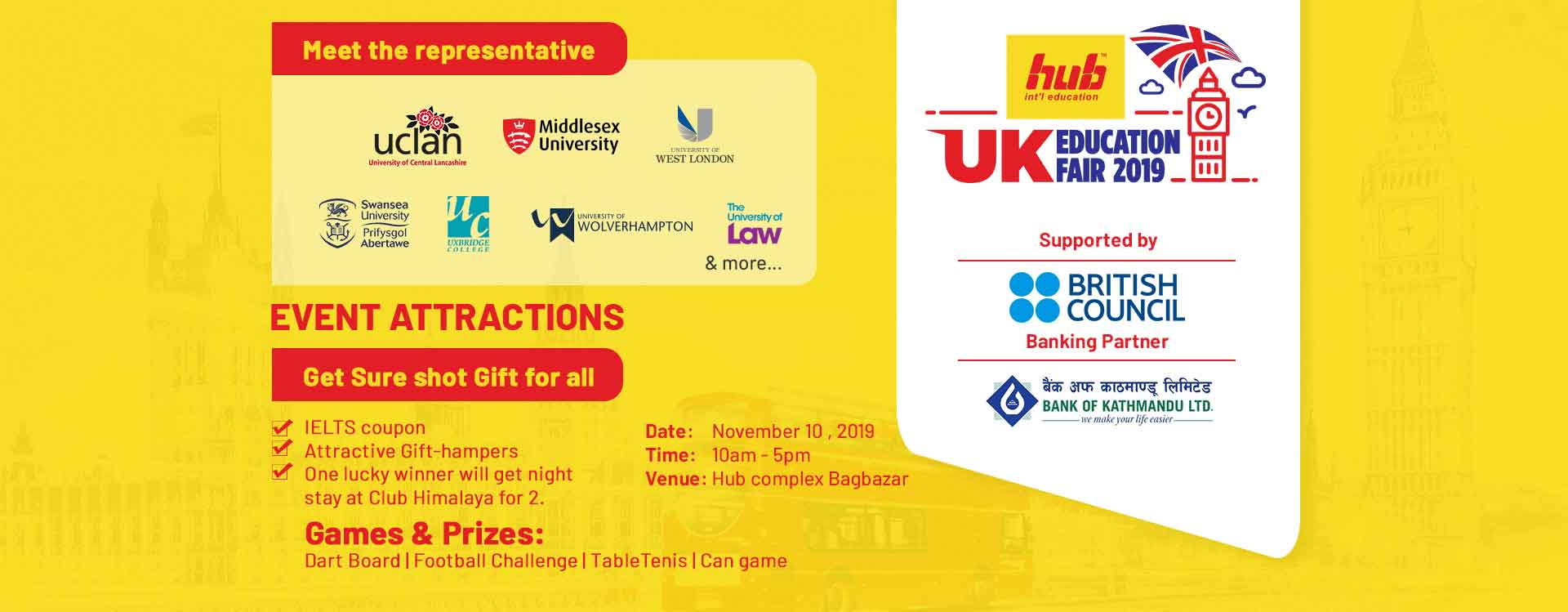 UK Education FAIR 2019