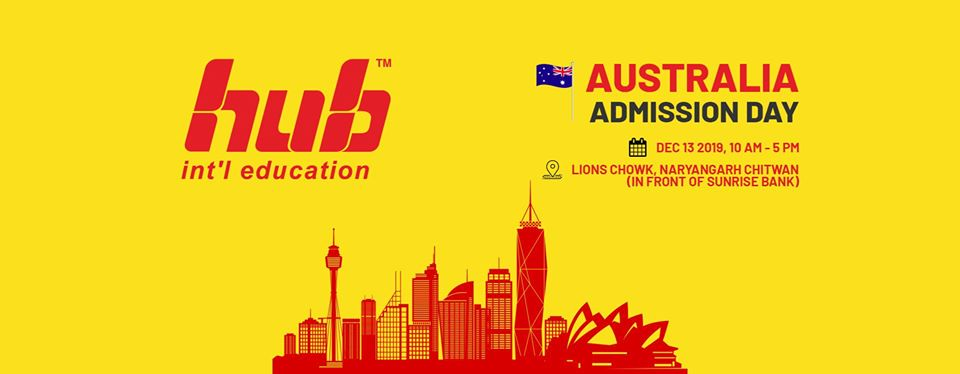 Australia Admission Day – Happening Tomorrow in Chitwan